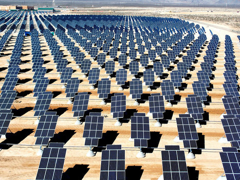 Solar power in the U.S.: 27.2 gigawatts but not quite a revolution. Yet.... | Solar Energy projects & Energy Efficiency | Scoop.it