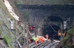 Train derailment following landslide causes major UK travel chaos - Travelandtourworld.com | Travel And Tourism | Scoop.it