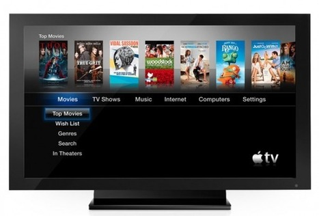 Parsing the latest rumor about Apple's TV plans | Social TV is everywhere | Scoop.it