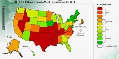 Flu symptoms 2014: Flu epidemic 2014. Deaths from H1N1 flu virus increasing. | stomach flu symptoms | Flu symptoms 2013: Treatment of flu! Flu epidemic prevention! | Scoop.it