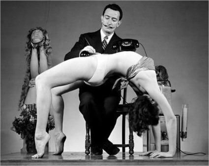 Dali's Desk | Phone Sex | Scoop.it