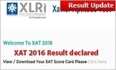 XAT 2016 Result declared: Score card available; check your chances in good B schools | All About MBA | Scoop.it