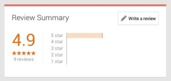 When Is a 5 Star Review Not A 5 Star Review? - Local SEO Guide | Recherche locale | Scoop.it