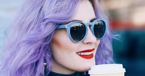 Jeans Turned Into Unique Stylish Sunglasses | Jeans Fashion | Scoop.it