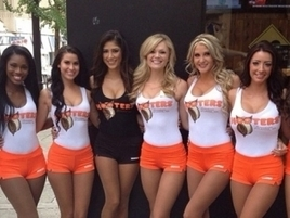 Hooters Celebrates Turning 30 With Instagram Bash | ESocial | Scoop.it
