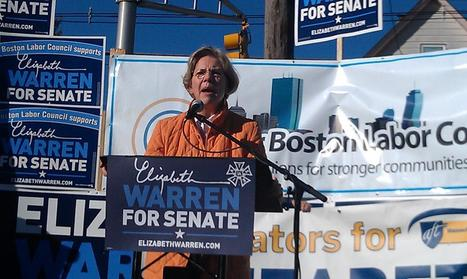 photo: Unions built the middle class and unions will rebuild the middle class | Massachusetts Senate Race 2012 | Scoop.it