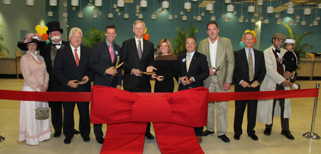 Port Everglades Opens Redesigned and Updated Cruise Terminal 4 | Cruise Travel | Scoop.it