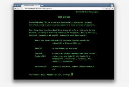 Internaut Day : le Net fête ses 25 ans | Freewares | Scoop.it