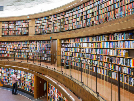 The World's Most Beautiful Libraries | Kirjastorakennukset | Scoop.it