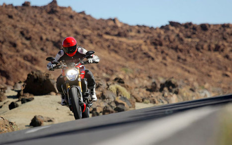 2014 Ducati Monster 1200 S Test Ride | Ductalk Ducati News | Scoop.it