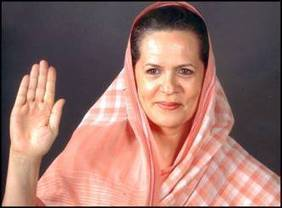 Sonia to lead the Congress Campaign Committee   Gov & Law   Scoop.it