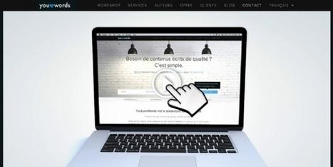 [Rencontre] Grégory Nicolaïdis : 'L'écrit reste une force sur Internet' | La veille de Cybélo | Scoop.it