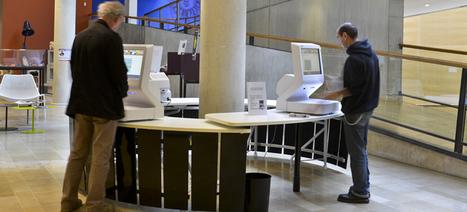 Expérimentation de prêt de liseuses - Médiathèque de Poitiers   Bib & Web   Scoop.it