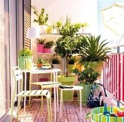 Des idées pour sa terrasse | Old Montreal Real estate | Scoop.it