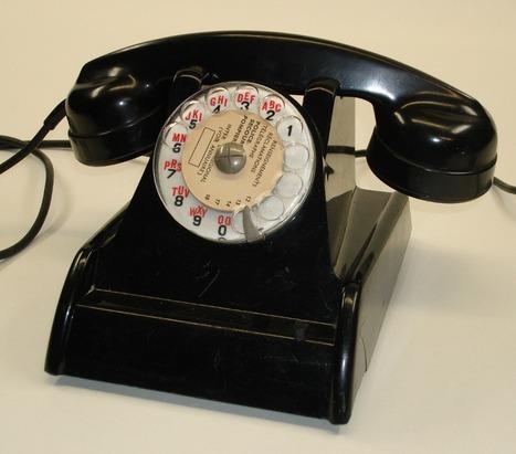 L 39 histoire du t l phone fixe - Premier telephone fixe ...