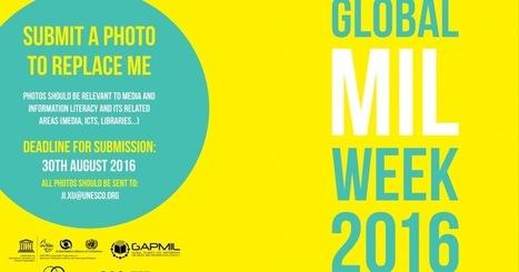 Information Literacy Weblog: Global MIL week call for papers and events #MILweek2016 #GAPMIL   Notebook   Scoop.it