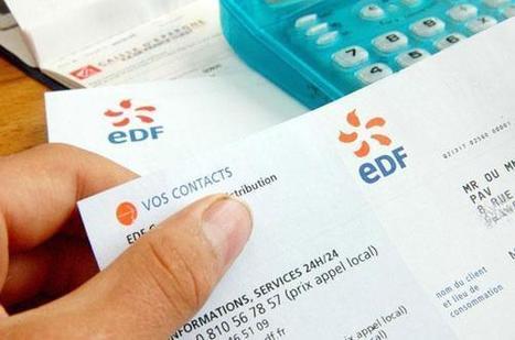 Consommer Malin » Faire baisser sa facture d'électricité | facture électricité | Scoop.it