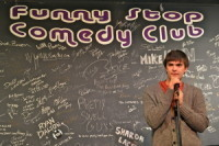 Joke Contest: Are You Funny Enough to Make it to the Funny Stop Stage? - Patch.com | Comic Bible Comedy News Updates | Scoop.it