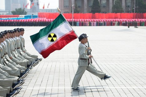 Iran and North Korea: The Nuclear 'Axis of Resistance' | Warfare Harry Truman | Scoop.it