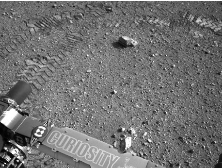 Current Events in the STEM Classroom: Mars Curiosity | APS Instructional Technology ~ Science Content | Scoop.it