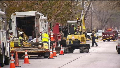 Cicero Students Sent to Hospitals After Gas Leak - NBC Chicago | hydraulic fracking | Scoop.it