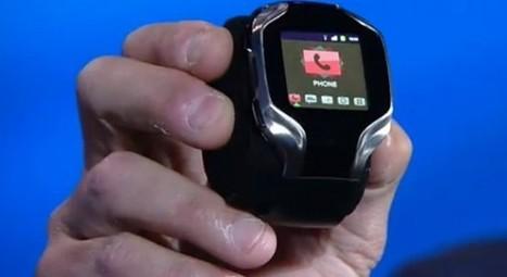 CES 2014 : montre et bracelet intelligent chez Intel… et même un assistant Jarvis | Geeks | Scoop.it