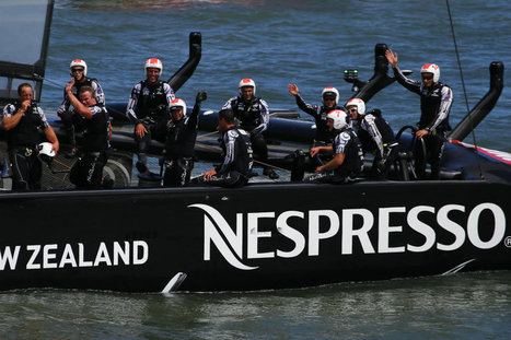Team NZ remporte la Coupe Louis-Vuitton - Sports.fr | victor1 | Scoop.it