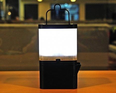 Invention incroyable : un verre d'eau salée pour 8 heures de lumière ! | Innovation - Environnement | Scoop.it
