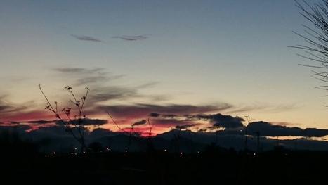 #atardecer en #malaga la bella | Hermético diario | Scoop.it