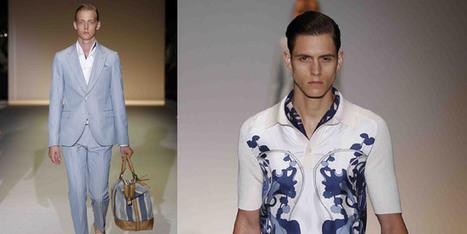 Sfilate: Milano Moda Uomo apre con Corneliani e Zegna - Sfilate | fashion and runway - sfilate e moda | Scoop.it