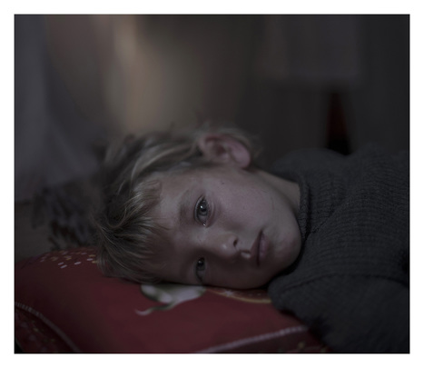 Haunting Photos Show Where Refugee Children Sleep | Sociétés & Environnements | Scoop.it