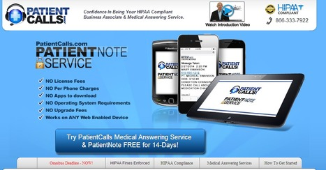PatientCalls Medical Answering Service | PatientCalls Medical Answering Service | Scoop.it