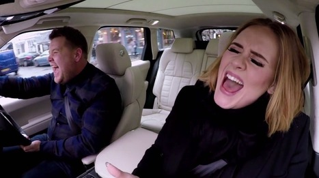 Apple Music buys rights to Carpool Karaoke spin-off exclusive - Music Business Worldwide | Musicbiz | Scoop.it