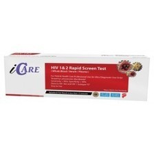 iCare HIV 1 & 2 rapid test kit | STD Test Kits For Home Use | Scoop.it