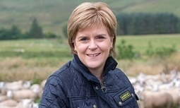 Nicola Sturgeon and Yvette Cooper offer to house Syrian refugees   My Scotland   Scoop.it