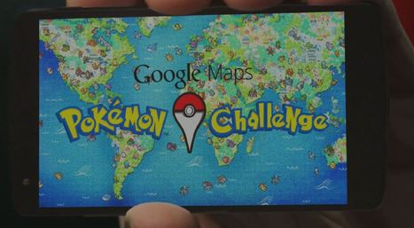 Google Challenges You to Become A Pokemon Master | ViceDaily | Scoop.it