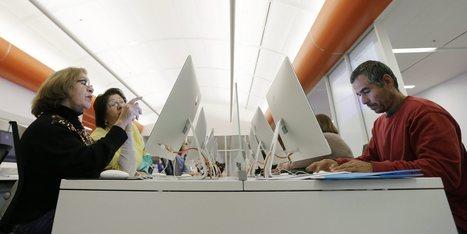 Texas: une bibliothèque publique tente l'aventure du tout numérique | Médias sociaux, bibliothèques et enseignement | Scoop.it