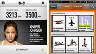 Fitness: Exercise apps for your smartphone |   Los Angeles Times Health | How to Use an iPhone Well | Scoop.it