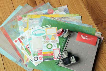 This and That | Patouille et scrapbooking | Scoop.it
