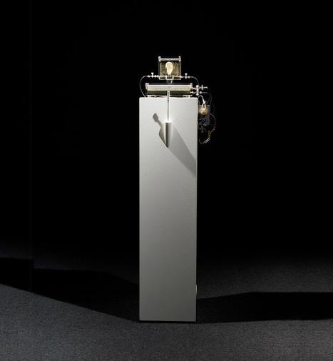 artist has grown van gogh's ear with DNA and a 3D printer - designboom | architecture & design magazine | shubush digital | Scoop.it