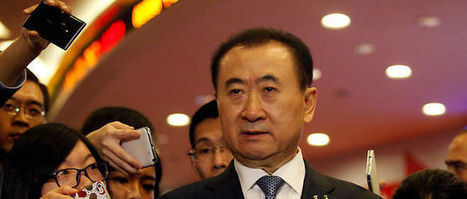 Football : le magnat chinois Wang Jianlin rejoint la Fifa | Média des Médias: Radio, TV, Presse & Digital. Actualités Pluri médias. | Scoop.it