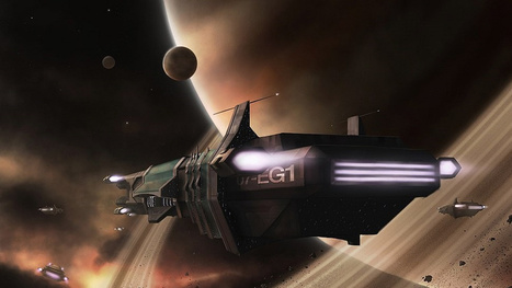 The 7 Most Common Misconceptions About Science Fiction Publishing | Concept MERCURY 1 project. | Scoop.it