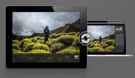 First look: Adobe Lightroom mobile for iPad - Macworld | Digital Marketing | Scoop.it