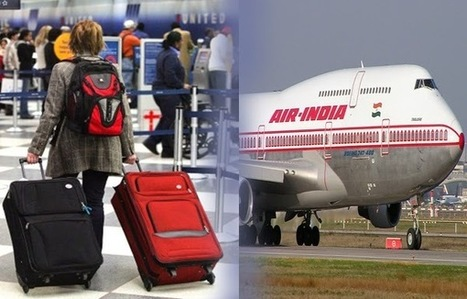 Airlines, Flights and Tickets: Understanding Air India Baggage Allowance For International Destinations   Airline Services   Scoop.it