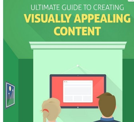 The Ultimate Guide to Creating Visually Appealing Content | Online tips & social media nieuws | Scoop.it