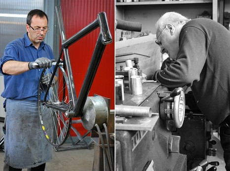 Made in Italy: a tour of the Sarto bike factory | Italia Mia | Scoop.it