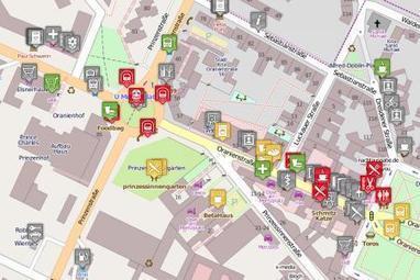 Une carte interactive pour les personnes handicapées | YOUPHIL | CaféAnimé | Scoop.it