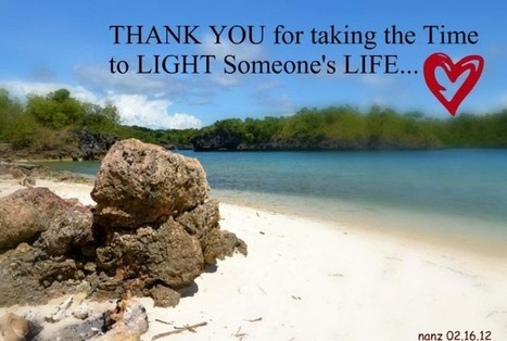 You are the Light of Someone's Life | The Best Quotes of All Time | Scoop.it