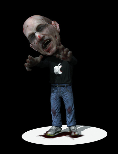 Zombie2.jpg (924x1200 pixels) | Conceptual Arts | Scoop.it