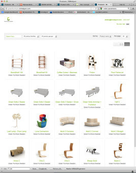 Green Furniture Sweden is stepping up its delivery of BIM objects and launches BIMobject affiliate site! | Architectural CAD and BIM | Scoop.it
